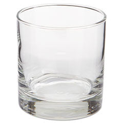 "Lexington Glass Tumblers, Old Fashioned, 10.25oz, 3 1/2"" Tall"