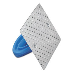 "Griddle Pad Holder Kit, 4"" x 5 1/4"", Blue"