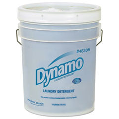 Dynamo Industrial-Strength Detergent, 5 gal. Pail