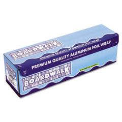 Heavy-Duty Aluminum Foil Rolls, 18 in. x 1000 ft, Silver