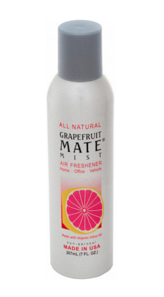All Natural Grapefruit  Air Freshener, 7 oz.