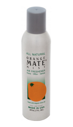 All Natural Orange Citrus Air Freshener, 7 oz.