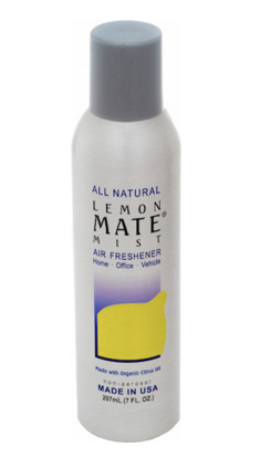 All Natural Lemon Air Freshener, 7 oz.