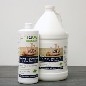 Carpet Shampoo, 1 Gallon