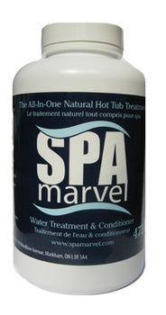 SPA MARVEL TREATMENT & CONDITIONER - 16oz