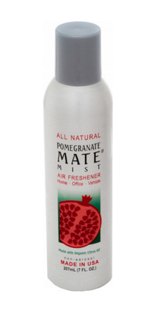 All Naturals Pomegranate Air Freshener, 7 oz.