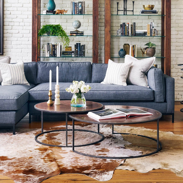 Excellent Accents: Copper Coffee Tables