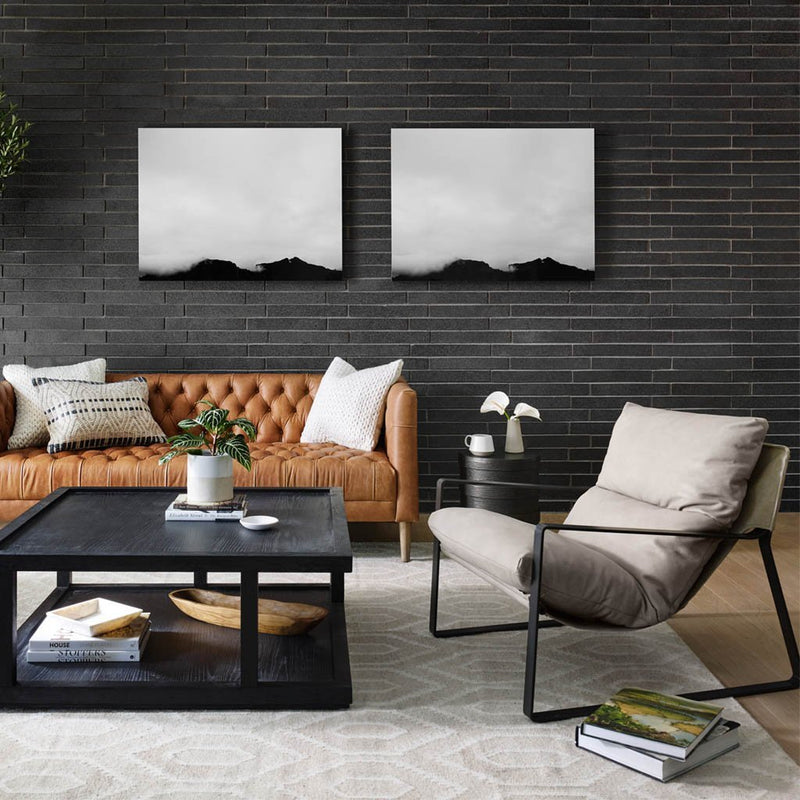 Trending: Leather Living Room Chairs