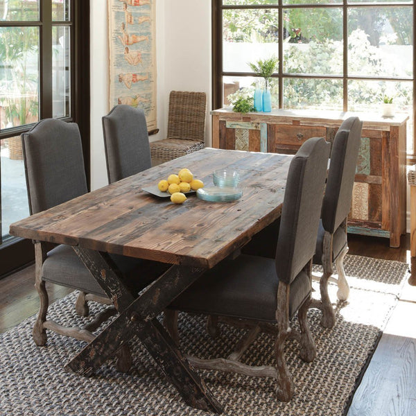 On Trend: Reclaimed Wood