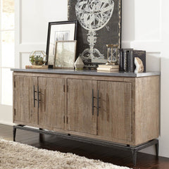 Hand Crafted Copper Amp Home Furniture