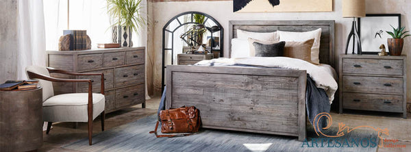 On Trend Reclaimed Wood Artesanos Design Collection