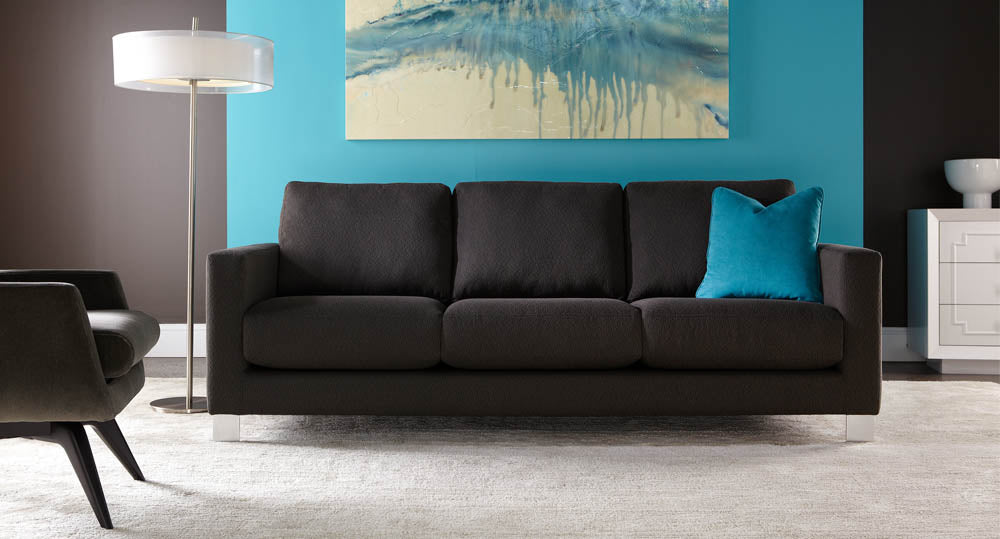 Alessandro Sofa by American Leather at Artesanos Design Collection