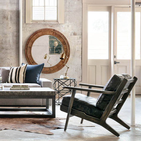 Trending: Leather Living Room Chairs & Accent Chairs
