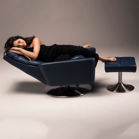 Comfort Air Chair by American Leather at Artesanos Design Collection