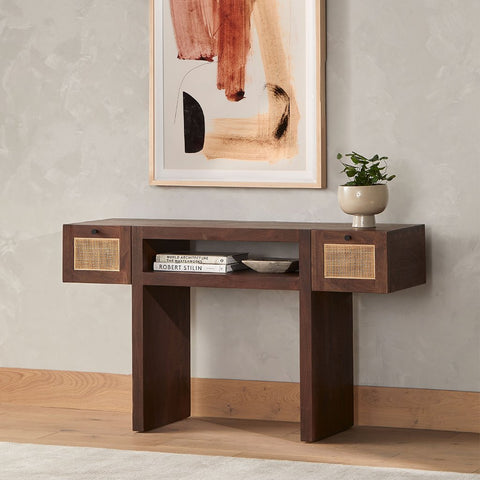 Goldie Console Table Four Hands