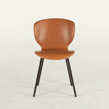 Retro Harvey Dining Chair - Tan