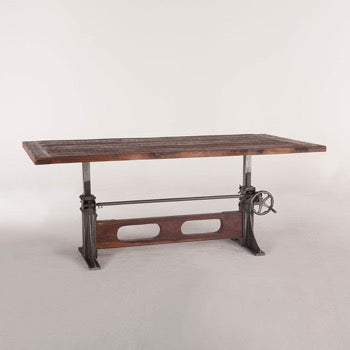 Foundry Adjustable Height Dining Table