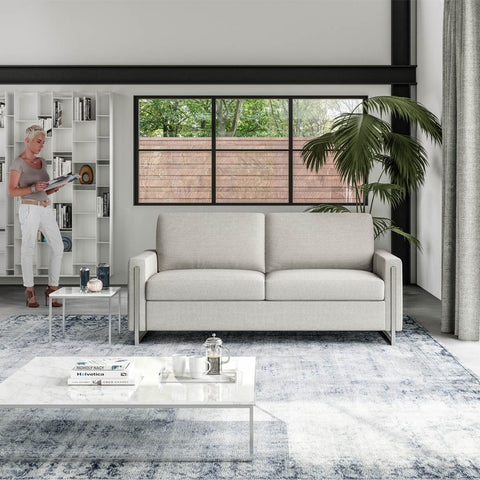 Sulley Comfort Sleeper Sofa by American Leather