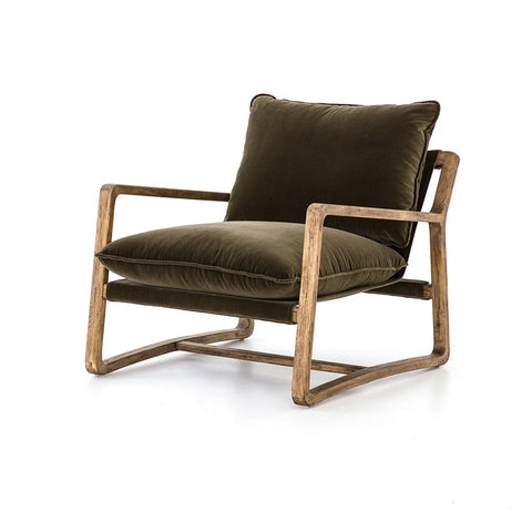 Martel Club Chair - Tan