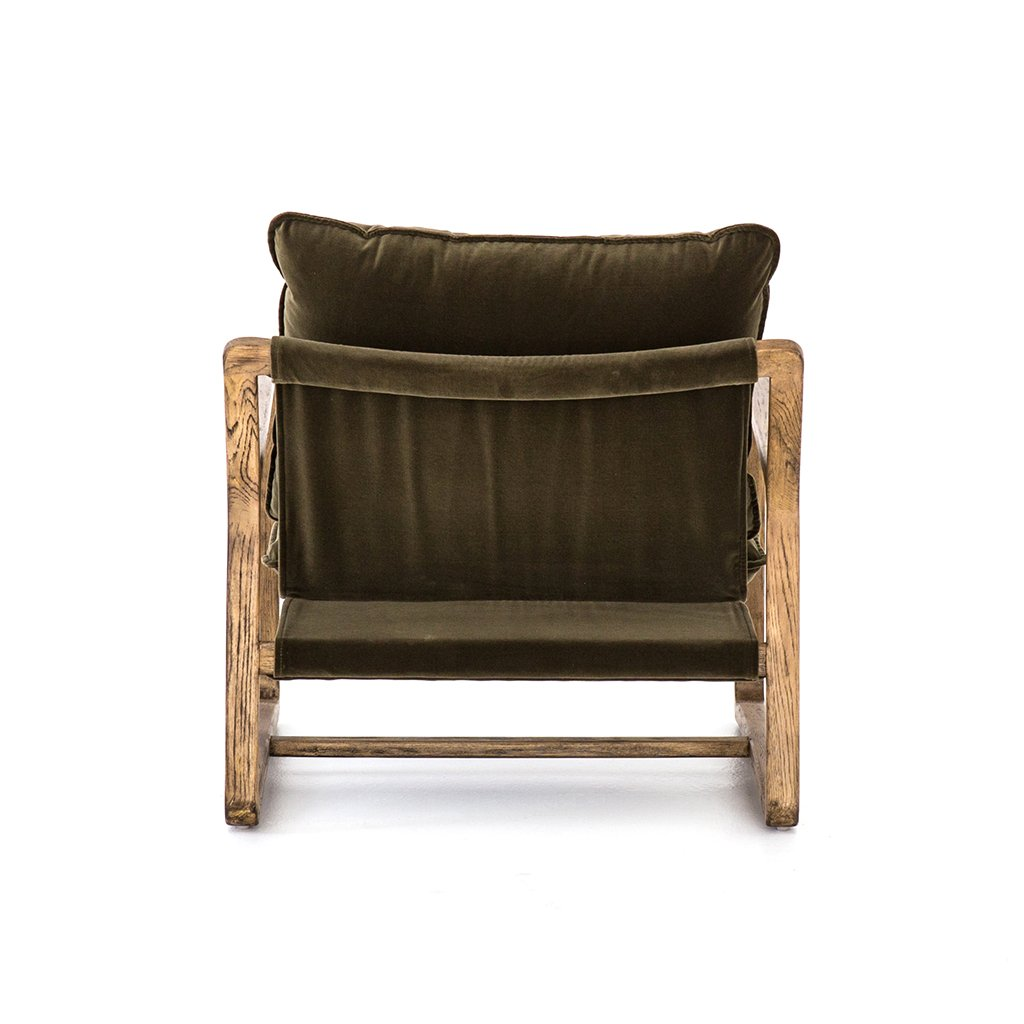 Ace Chair - Olive Green CABT-45B-075