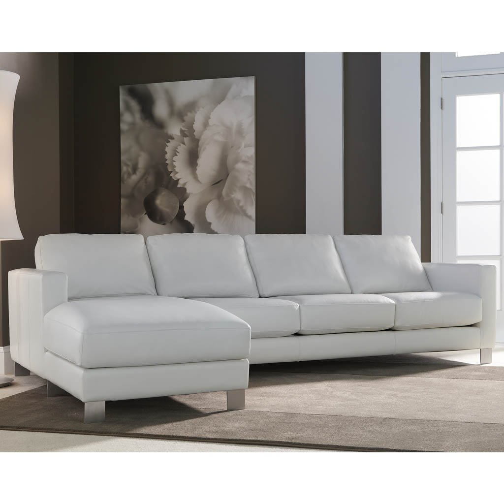 Alessandro Sectional Sofa by American Leather