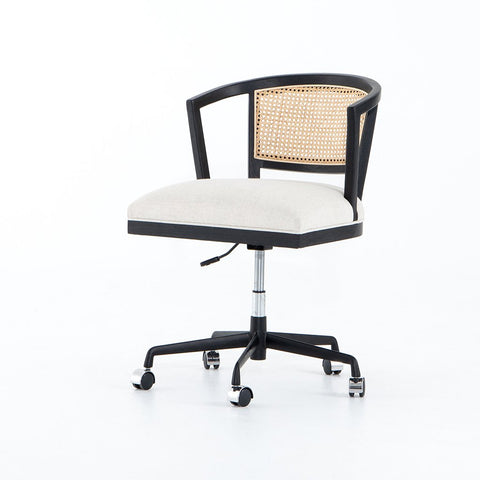 Tatum Desk Chair - Bristol Charcoal