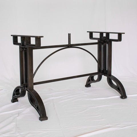 Gladstone Iron Dining Table Base