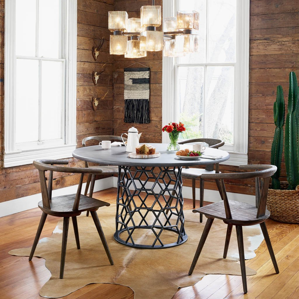 Arden Round Dining Table