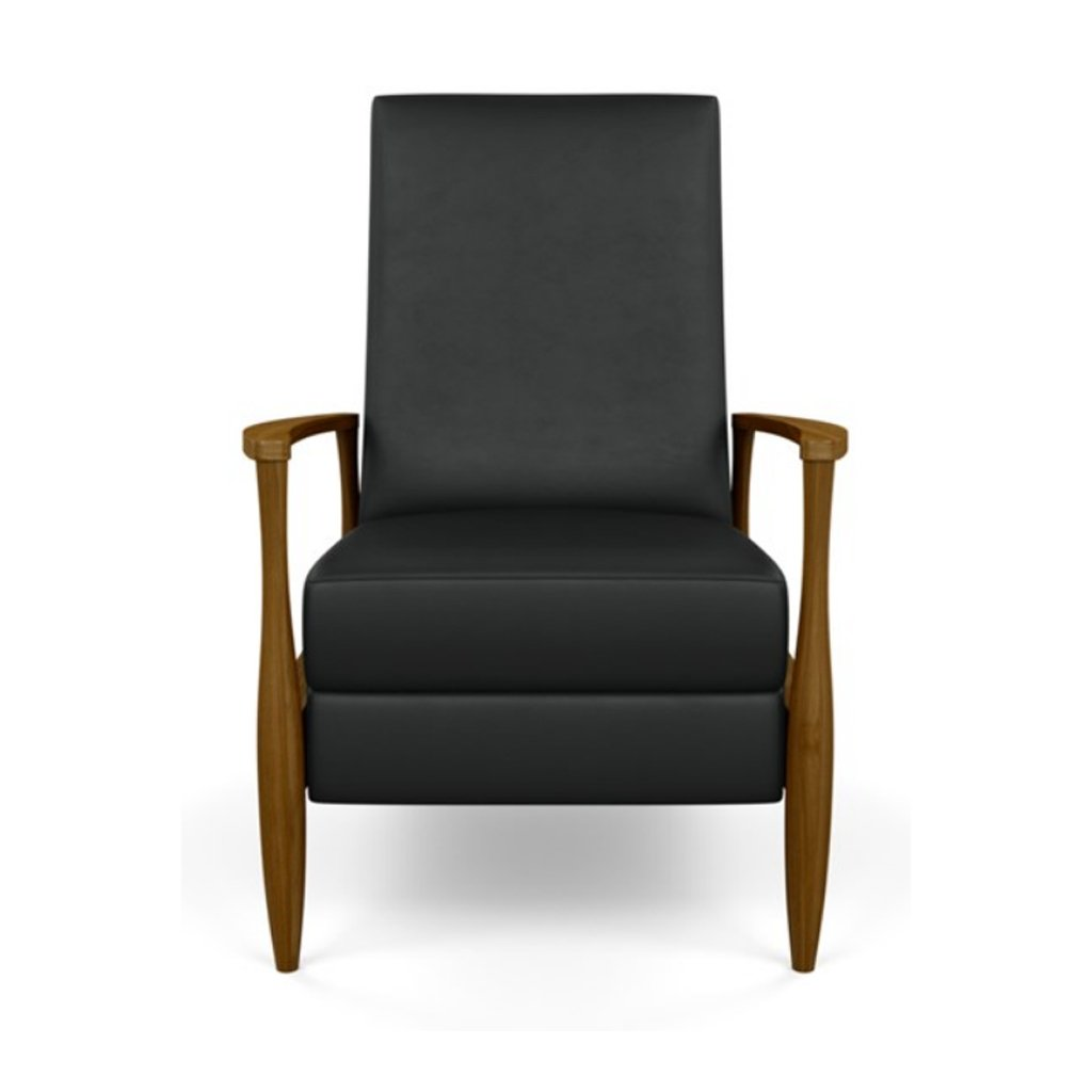 Reinvented Recliner by American Leather Aston Chair