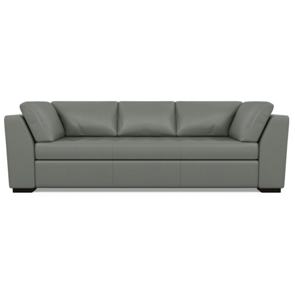 Astoria Leather Sofa Capri Shadow by American Leather