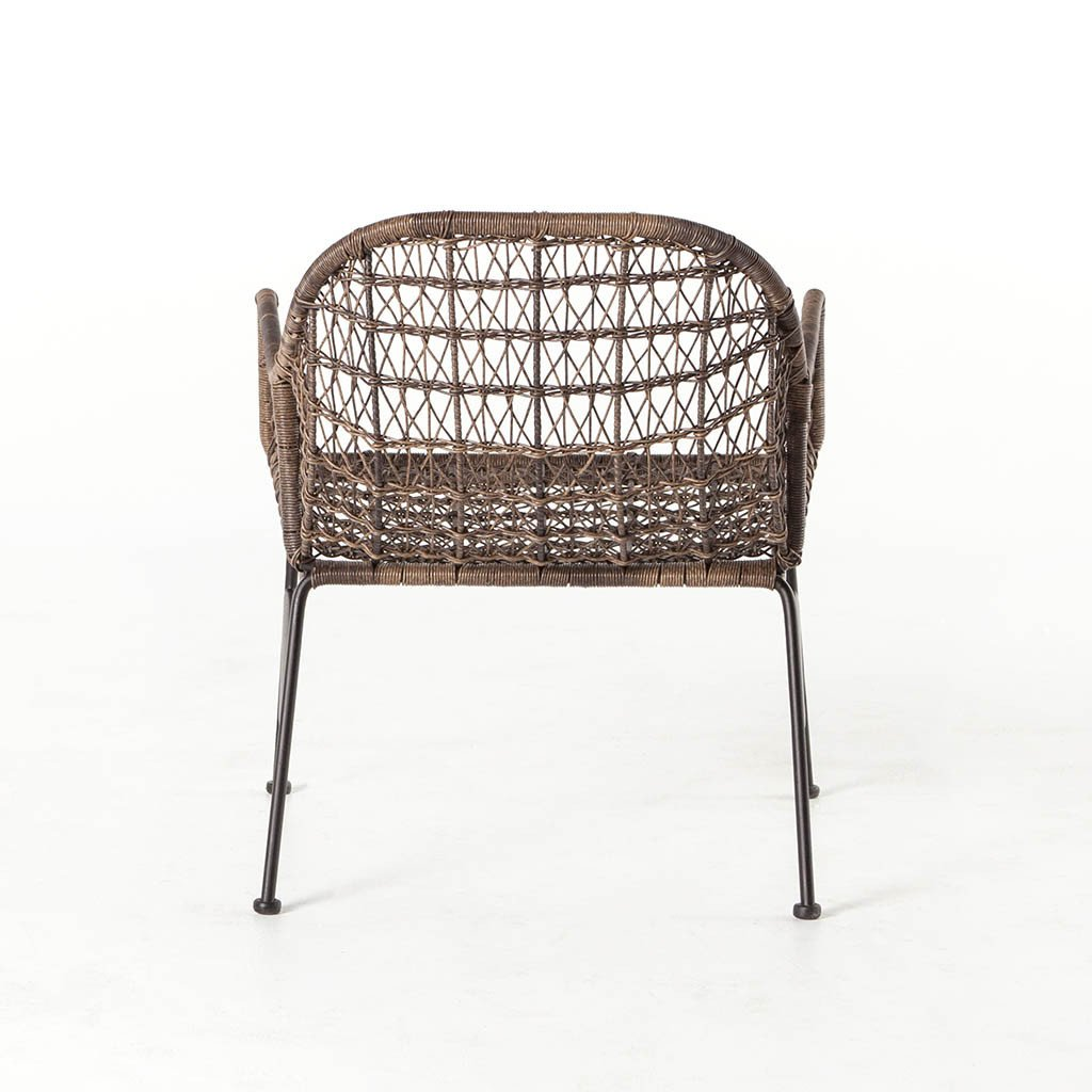 Bandera Outdoor Woven Club Chair JLAN-138