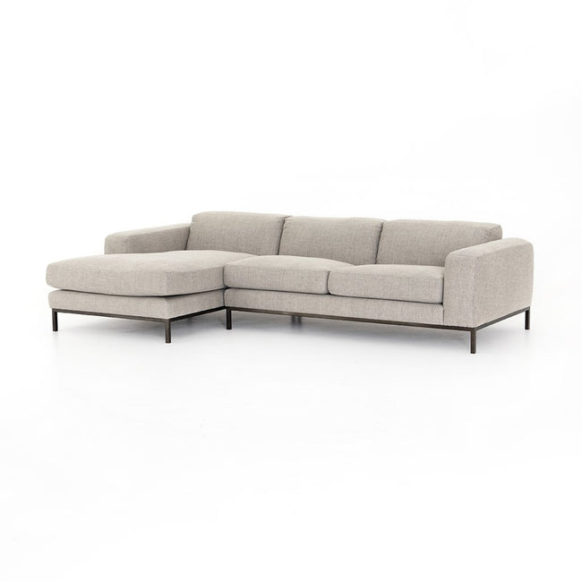 Benedict Two Piece Sectional Sofa CKEN-22048-173-S1