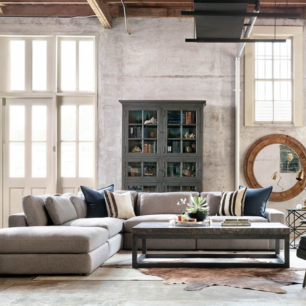 Bloor sectional sofa