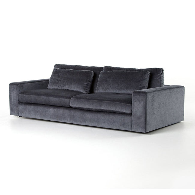 Four Hands Bloor Sofa - Soft Charcoal Grey