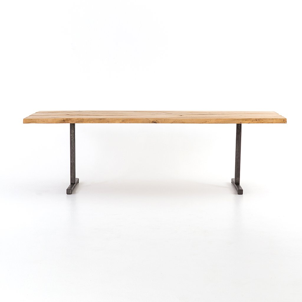 Live Edge Booker Dining Table