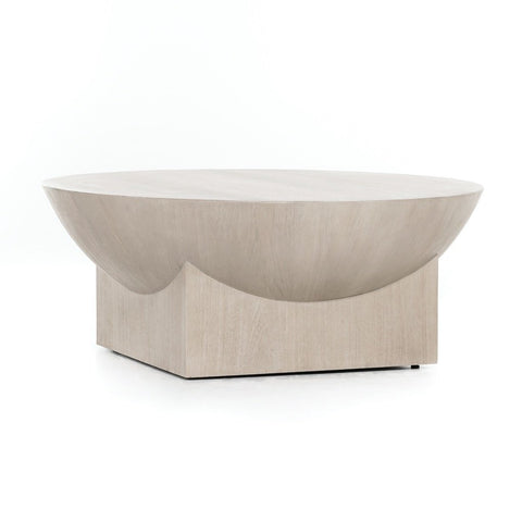 Jacobo Coffee Table - Natural Rosa Morada