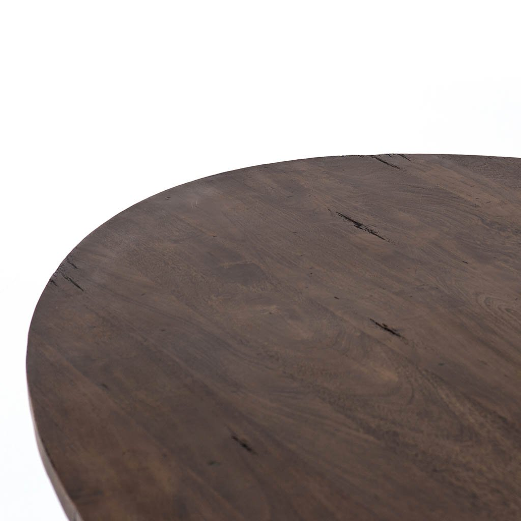 Bronx Oval Dining Table Wood Table