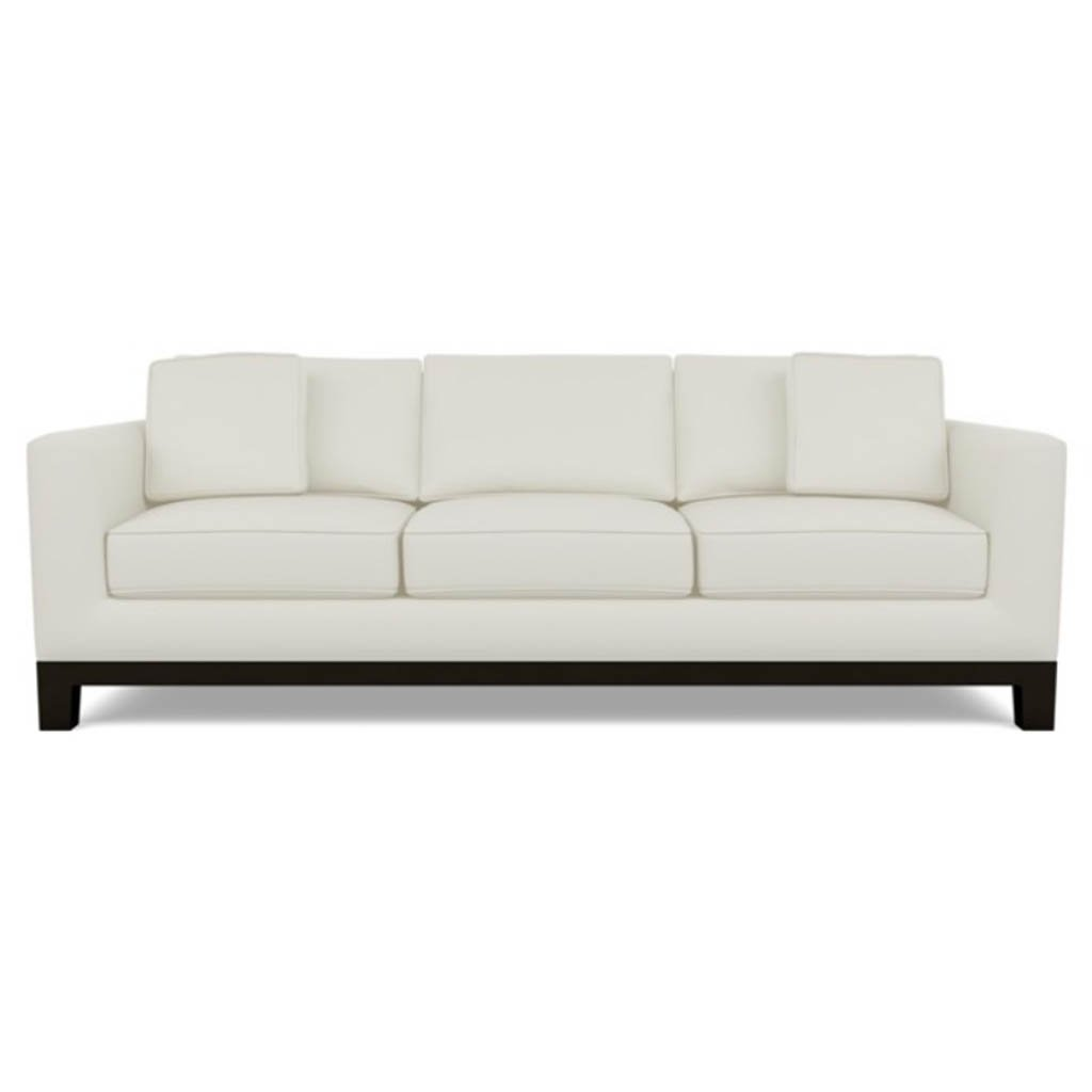 Brooke Leather Sofa by American Leather Bali Cloud