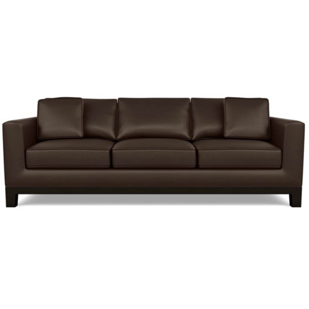 Brooke Leather Sofa by American Leather Capri Branch