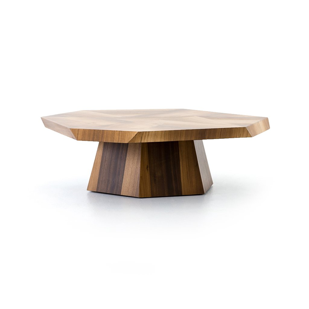 Brooklyn Asymmetrical Coffee Table