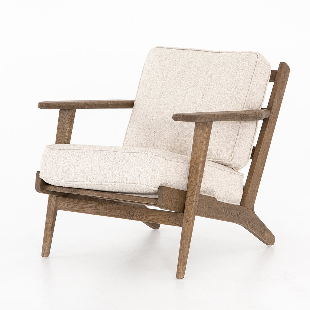 Brooks Lounge Chair - Avant Natural CIRD-7269-613