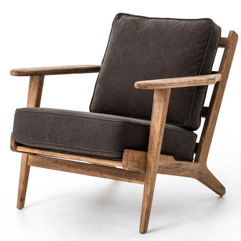 Chance Recliner - Linen Natural