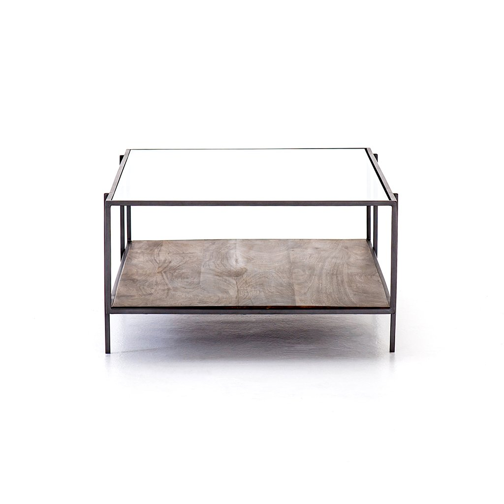 Byron Glass top Coffee Table