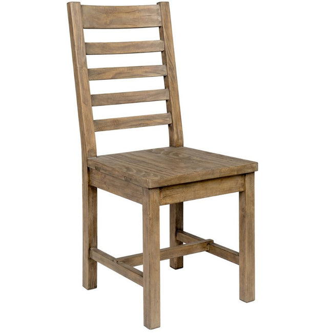 Caleb Wooden Dining Chair