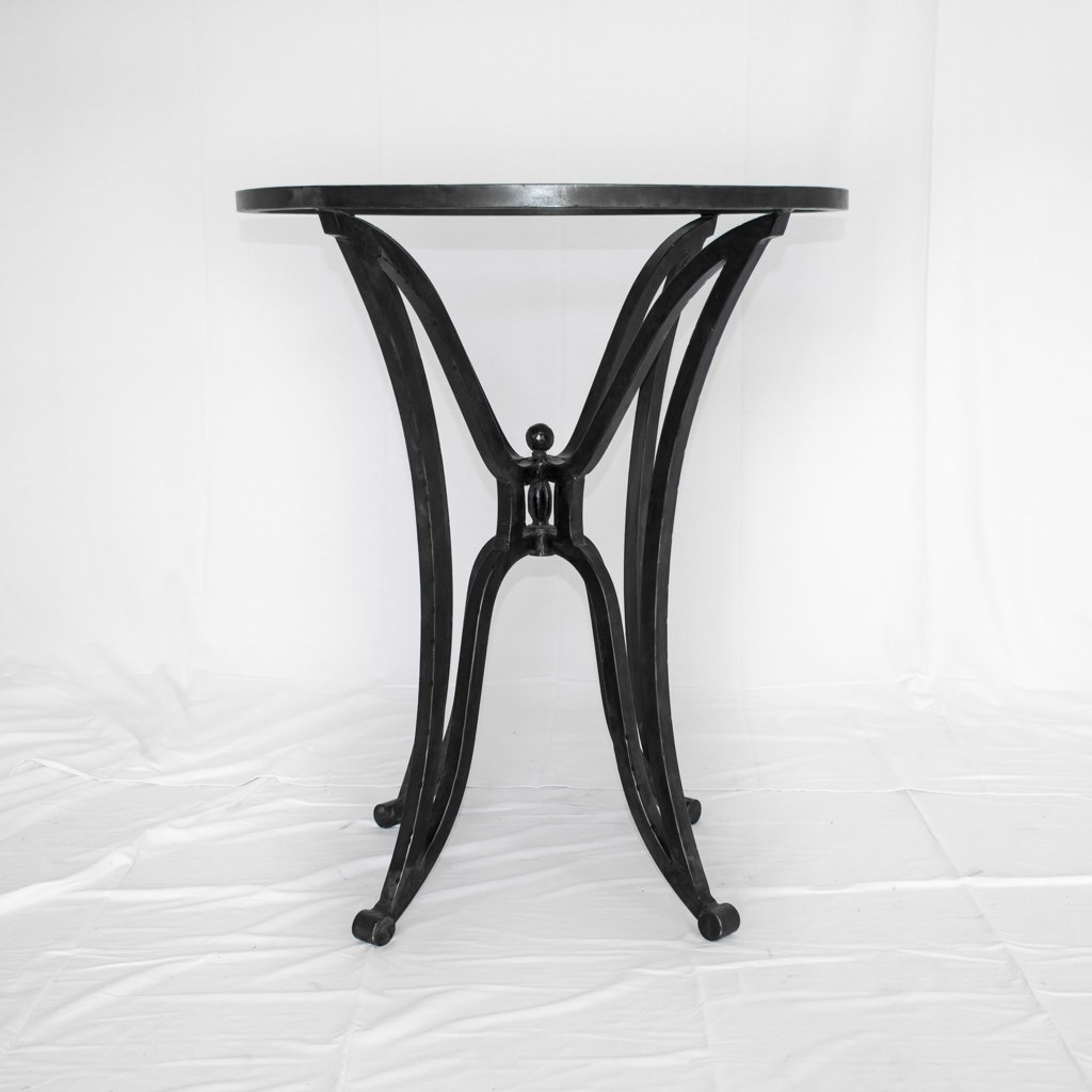 Excellent Canyon Iron Table Base Counter Height Download Free Architecture Designs Embacsunscenecom