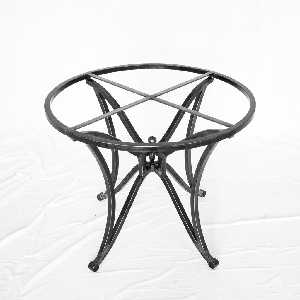 Artesanos Canyon Iron Dining Table Base