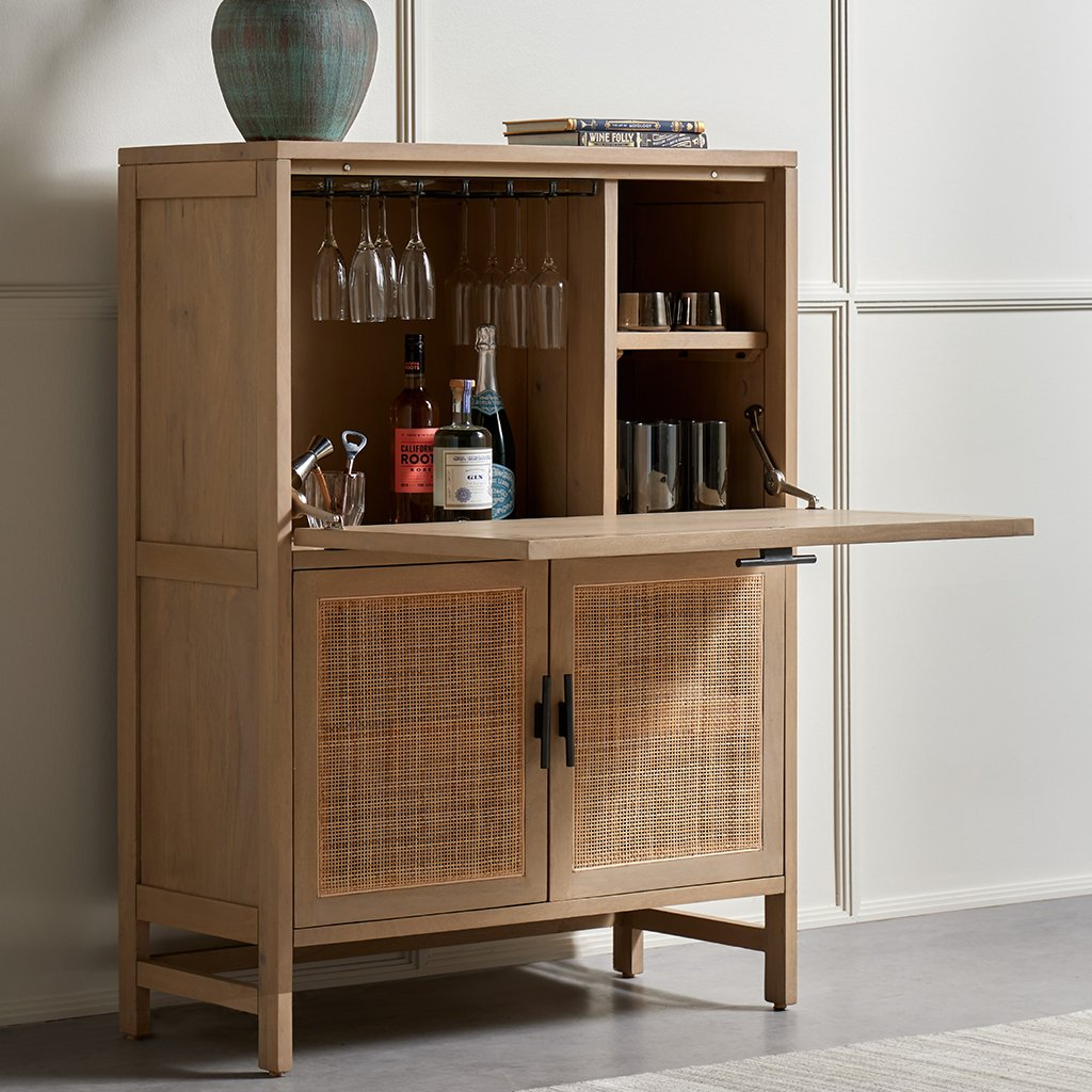 Four Hands Caprice Bar Cabinet