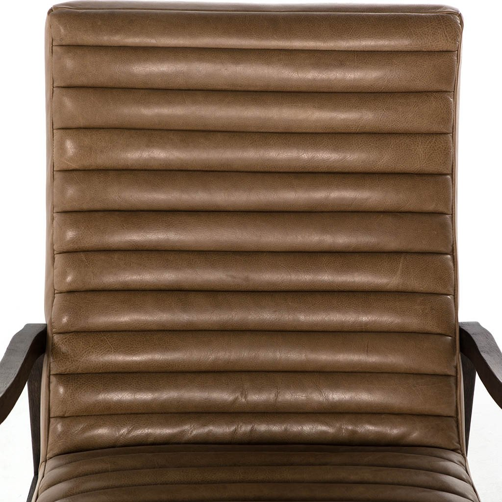 Four Hands Chance Chair - Warm Taupe Dakota CKEN-11247-08