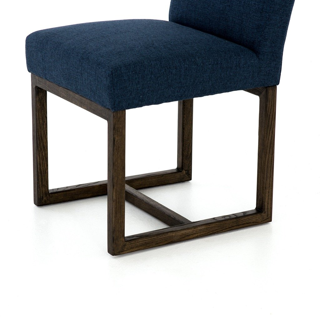 Four Hands Chase Dining Chair - Indigo