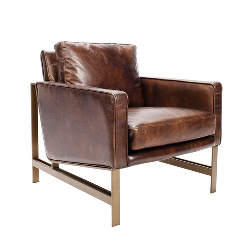 Brooks Lounge Chair - Palomino